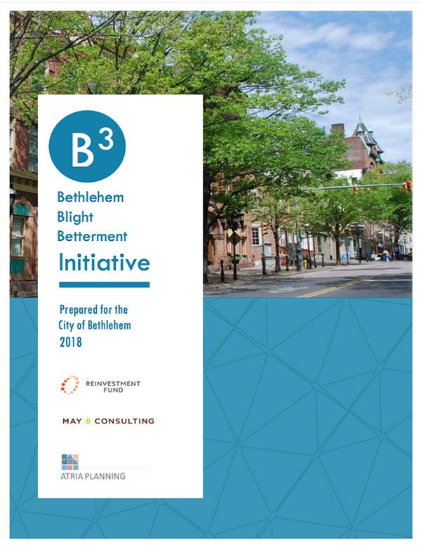 Bethlehem Blight Betterment Initiative