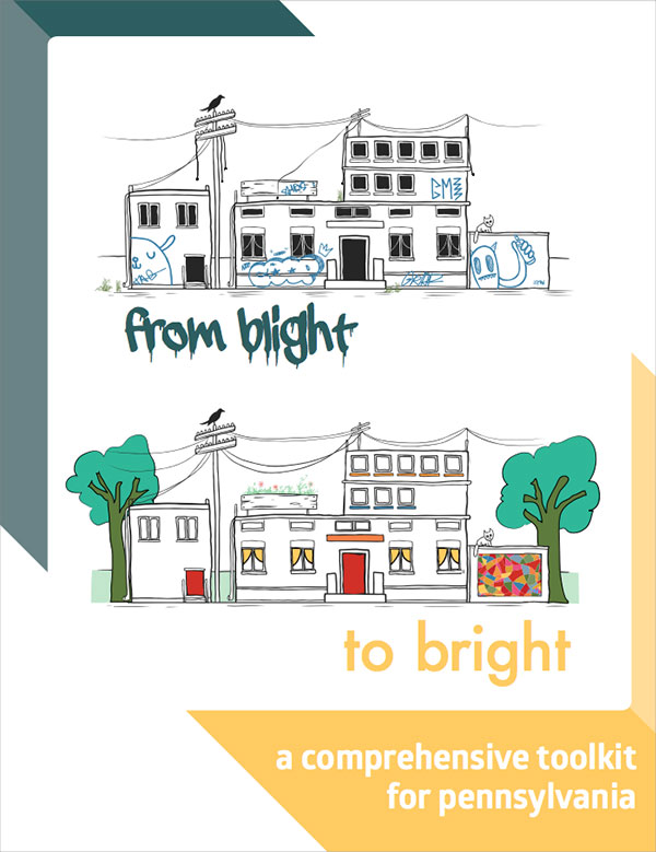 From Blight To Bright Cover